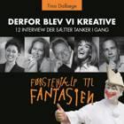 Derfor blev vi kreative af Rebekka Andreasen og Tina Dalbøge