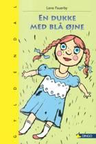 En dukke med blå øjne af Lene Fauerby