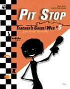 Pit Stop #5, Teacher´s Guide/Web af Benthe Fogh Jensen og Chris Carter
