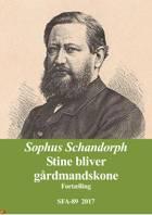 Stine bliver gårdmandskone af Sophus Schandorph