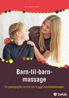 Barn-til-barn-massage af Line Calberg Neess
