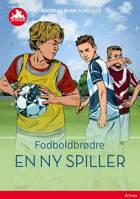 Fodboldbrødre - En ny spiller, Rød Læseklub af Andreas Munk Scheller