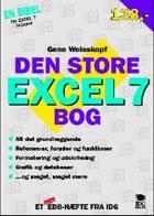 Den store Excel 7 bog af Gene Weisskopf