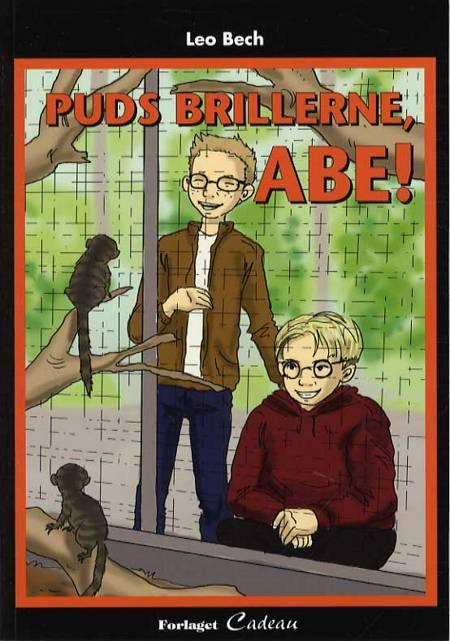 Puds brillerne, abe! af Leo Bech