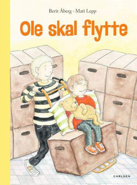 Ole skal flytte af Berit Åberg