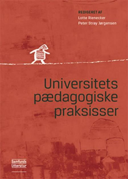 Universitetspædagogiske praksisser af Lotte Rienecker og Peter Stray Jørgensen
