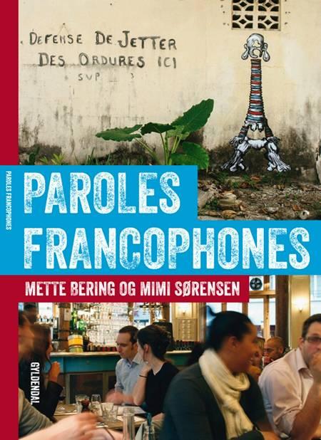 Paroles francophones af Mette Bering og Mimi Sørensen