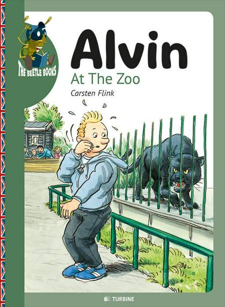 Alvin at the zoo af Carsten Flink