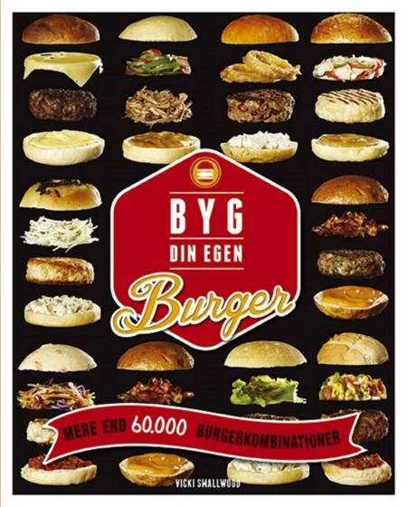 Byg din egen burger af Vicki Smallwood