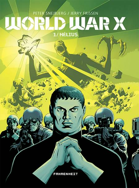 World war X af Peter Snejbjerg og Jerry Frissen