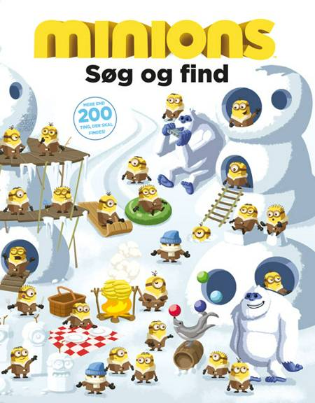 Minions - søg og find