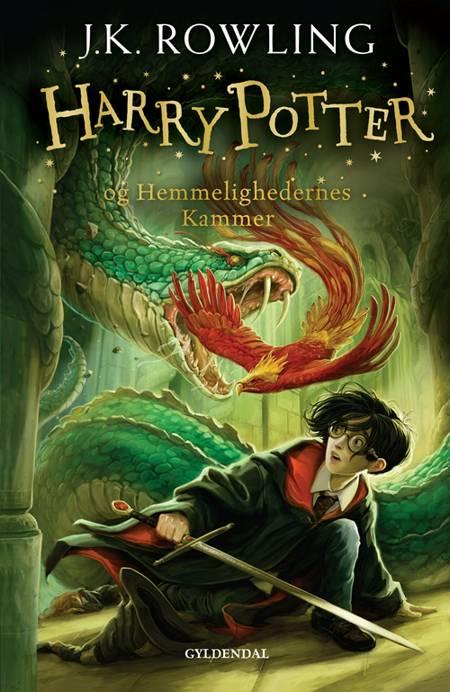 Harry Potter og Hemmelighedernes Kammer af J.K. Rowling