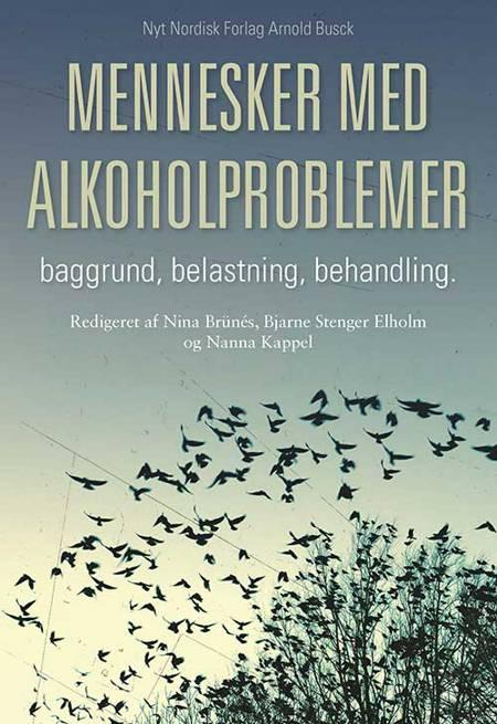 Mennesker med alkoholproblemer af Nanna Kappel, Nina Brünés og Bjarne Stenger Elholm m.fl.