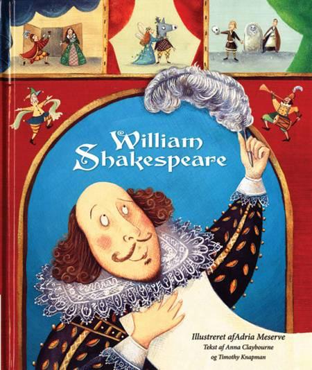 William Shakespeare af Anna Claybourne
