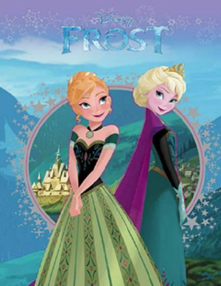 Disney Klassikere - Frost af Disney og Karrusel Forlag