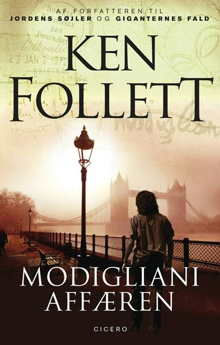 Modigliani affæren af Ken Follett