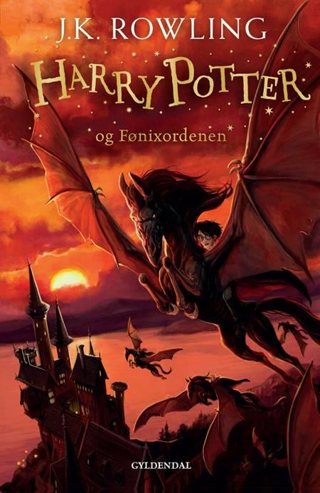 Harry Potter og Fønixordenen af J.K. Rowling