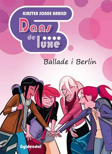 Ballade i Berlin af Kirsten Sonne Harild
