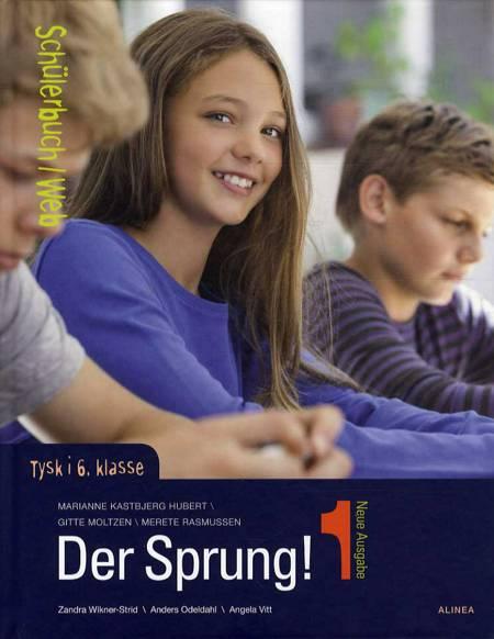 Der Sprung! 1 af Gitte Moltzen, Merete Rasmussen, Zandra Wikner-Strid og Marianne Kastbjerg Hubert m.fl.