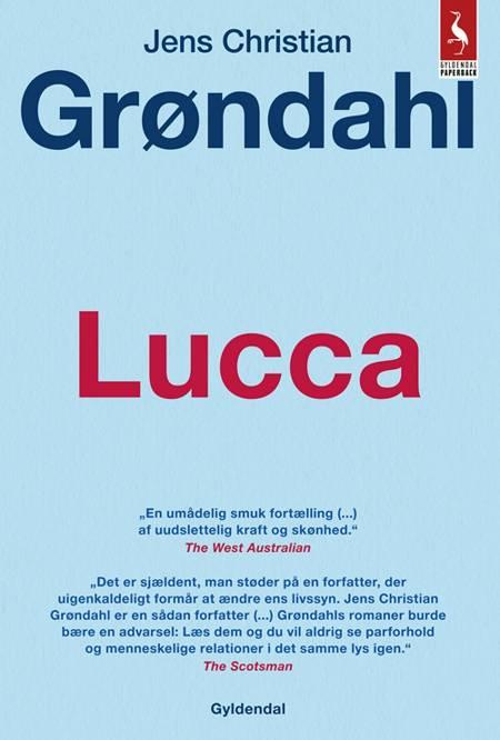 Lucca af Jens Christian Grøndahl