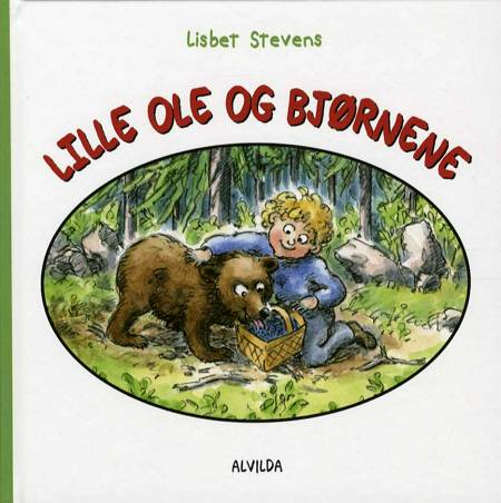 Lille Ole og bjørnene af Lisbet Stevens