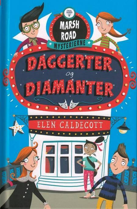 Daggerter og diamanter af Elen Caldecott