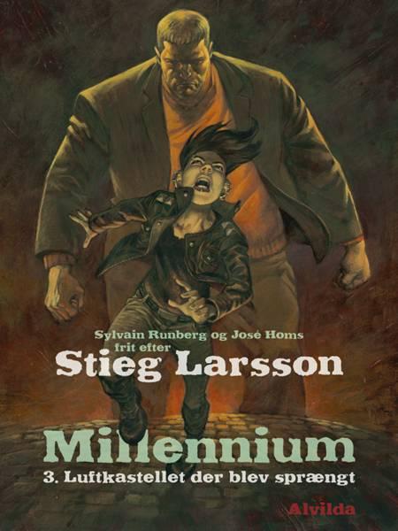 Luftkastellet der blev sprængt (grafisk roman) af Stieg Larsson og Sylvain Runberg