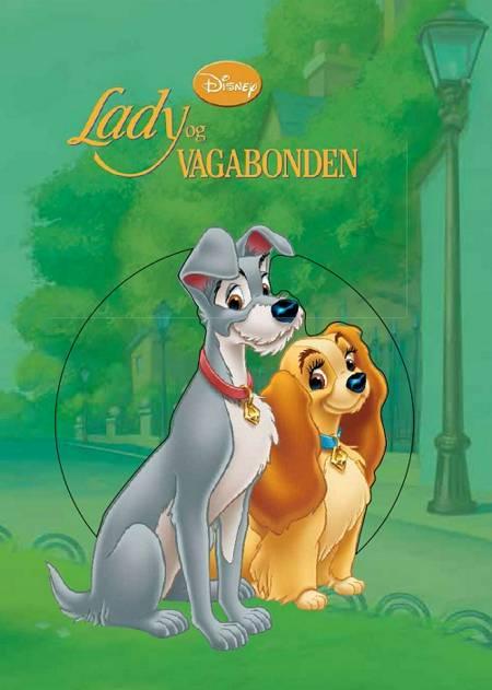 Lady og Vagabonden af Disney og Karrusel Forlag