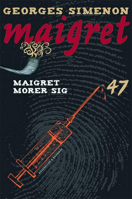 Maigret morer sig af Georges Simenon