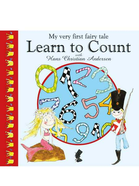 H.C. Andersen Learn to count af H.C.Andersen
