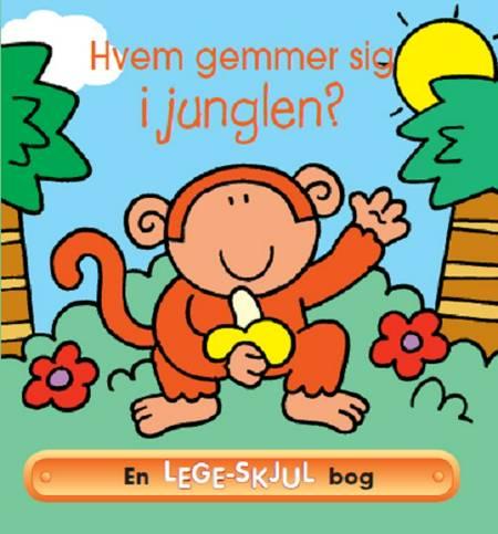 Hvem gemmer sig i junglen?
