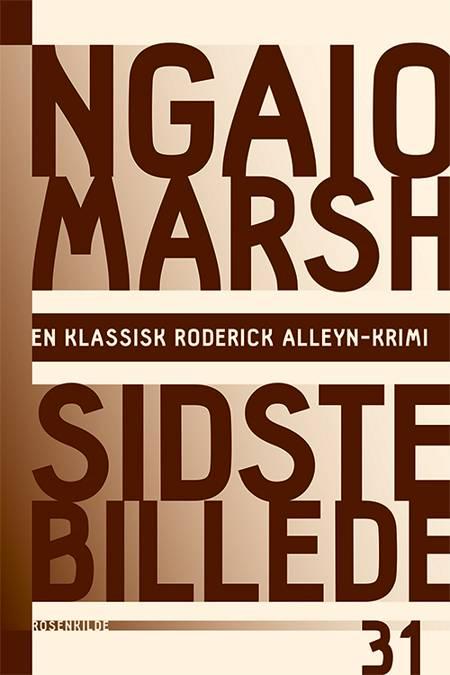 Sidste billede af Ngaio Marsh