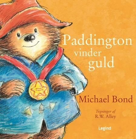 Paddington vinder guld af Michael Bond