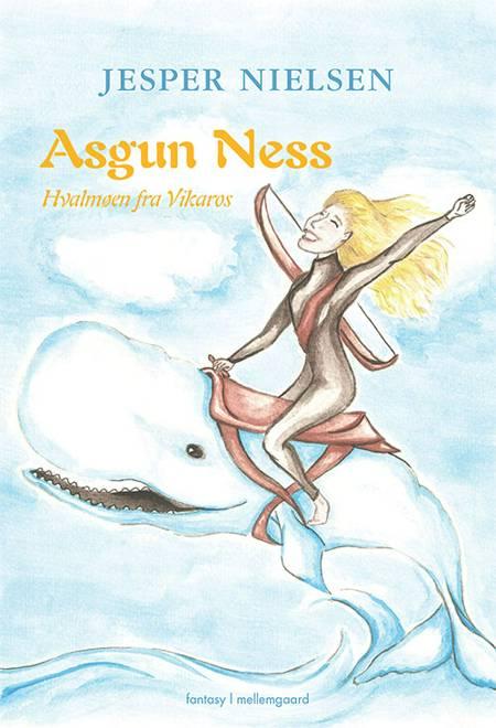 Asgun Ness - hvalmøen fra Vikaros af Jesper Nielsen