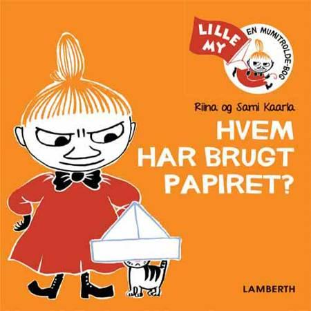Hvem har brugt papiret? af Sami Kaarla og Riina Kaarla