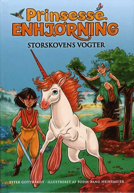 Prinsesse Enhjørning af Peter Gotthardt