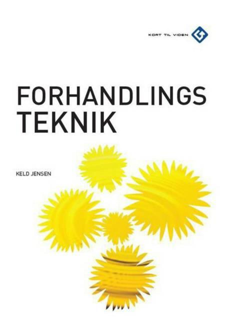 Forhandlingsteknik af Keld Jensen