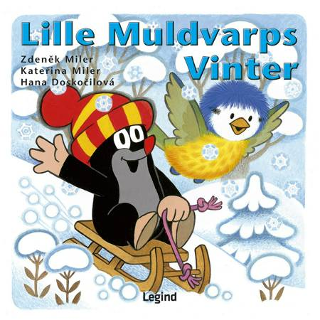 Lille Muldvarps vinter af Zdenêk Miler, Hana Doskočilová og Kateřina Miler m.fl.