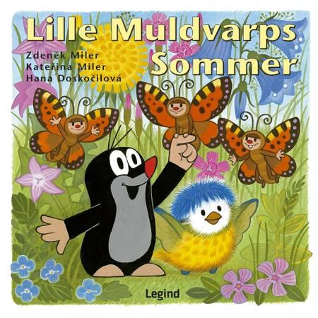 Lille Muldvarps sommer af Zdenêk Miler, Hana Doskočilová og Kateřina Miler m.fl.