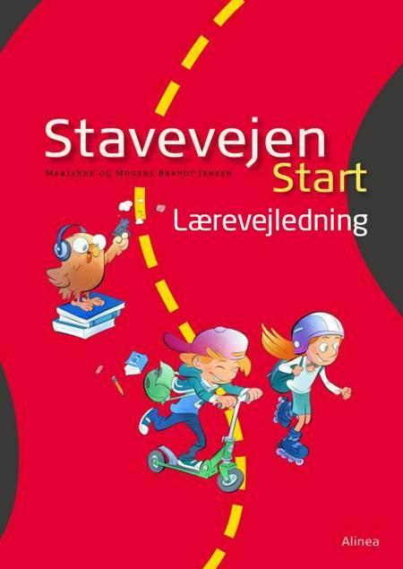 Stavevejen Start 1.-2.kl - infoeksemplar af Marianne Brandt Jensen og Mogens Jensen