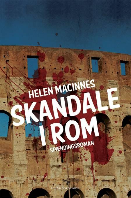 Skandale i Rom af Helen MacInnes