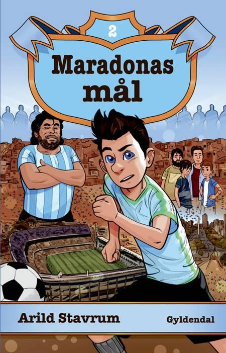 Maradonas mål af Arild Stavrum