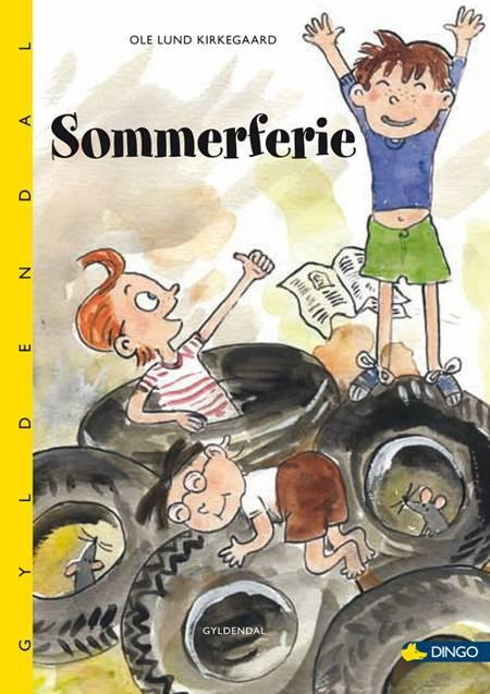 Sommerferie af Ole Lund Kirkegaard