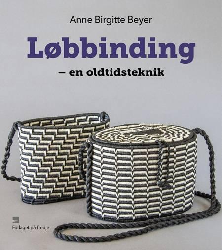Løbbinding af Anne Birgitte Beyer