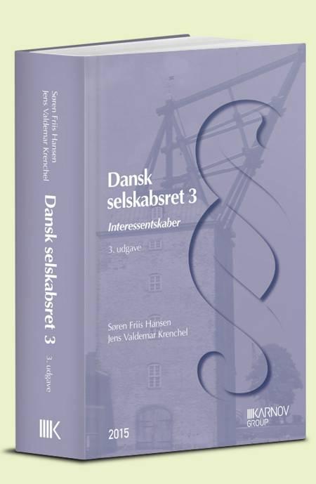 Dansk selskabsret af Søren Friis Hansen, Jens Valdemar Krenchel og Jens V. Krenchel