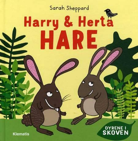 Harry & Herta Hare af Sarah Sheppard