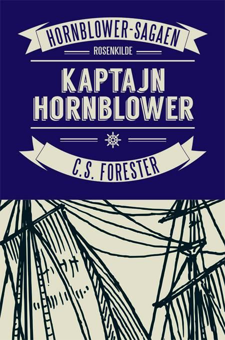 Kaptajn Hornblower af C. S. Forester og C.S. Forester