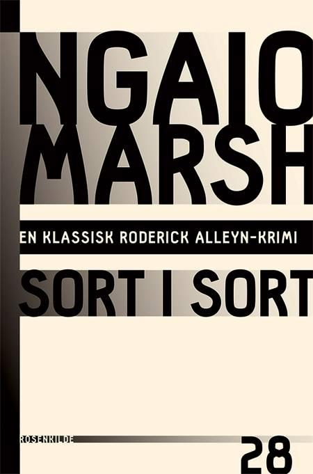 Sort i sort af Ngaio Marsh