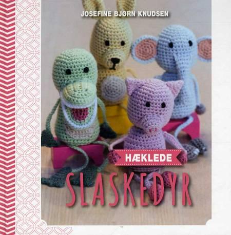 Hæklede slaskedyr af Josefine Bjørn Knudsen