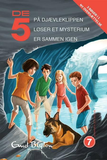 De 5 på Djævleklippen De 5 løser et mysterium af Enid Blyton